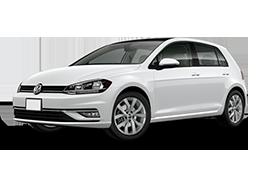 Volkswagen Golf private lease